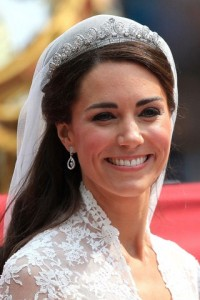 Kate Middleton Wedding Jewellery