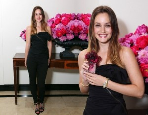 Leighton Meester Lovestruck Event
