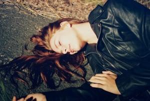 Pretty Girl Sleeping