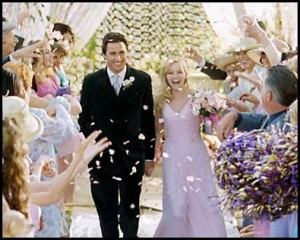 Reese Witherspoon Wedding Dress Legally Blonde