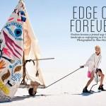 Vogue Australia Edge of Forever