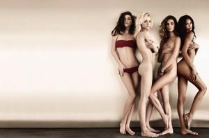 i-D Naked Models