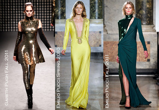 How Do Emilio Pucci Dresses Run Beyonce Run The World Fashion