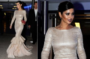 Cannes Cheryl Cole Loreal