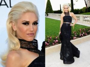 Cannes Gwen Stefani Aids Gala
