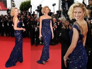 Cannes Karolina Kurkova Opening