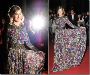 Cannes Sarah Jessica Parker Wu Xia