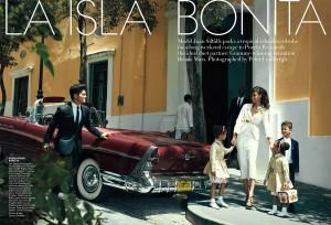La Isla Bonita Vogue