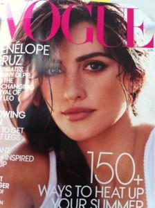 Penelope Cruz Vogue Mario Testino