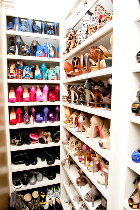 Closet Collection: Don't Forget To WIN Your Dream Shoes!