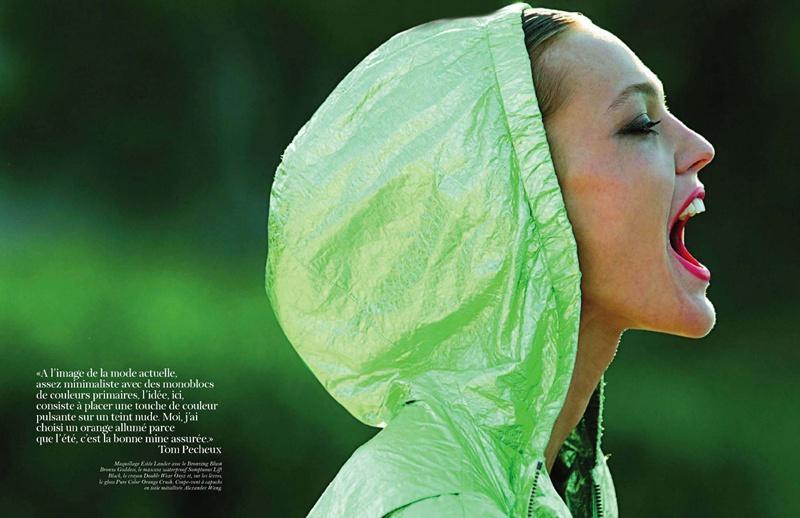 Vogue Paris Impulsion Fluo