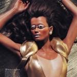 Vogue Russia Tan Jamie Nelson