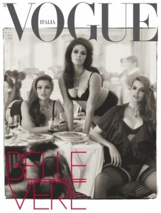 Belle Vere Vogue Italia