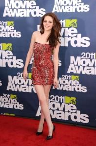 MTV Movie Awards 2011 Kristen Stewart