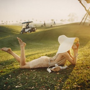 Place In The Sun Vogue UK
