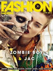 Zombie Boy Jac Jagaciak