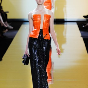 Armani Prive Fall Couture 2011