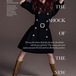 Coco Rocha Shock of The New