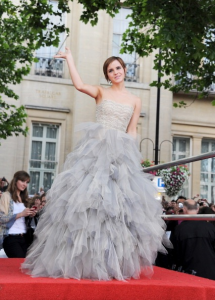 Emma Watson Harry Potter Premiere