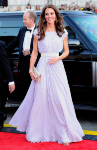 Kate Middleton BAFTA