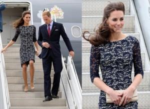 Kate Middleton Erdem