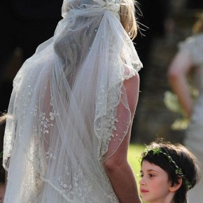 Kate Moss Wedding Dress