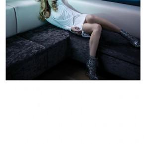 Heather Marks Flaunt