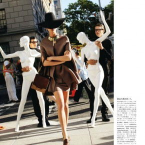 Karlie Kloss In Love With The City