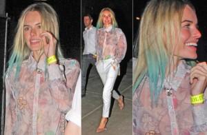 Kate Bosworth Dip Dye Hair