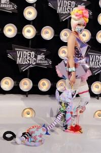 Nicki Minaj VMAs 2011
