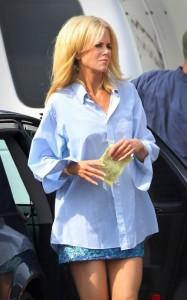 Nicole Kidman Blonde The Paperboy