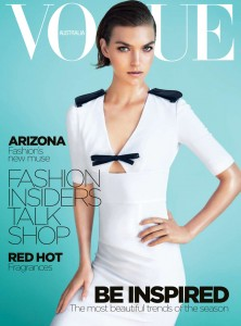 Arizona Muse Vogue Australia