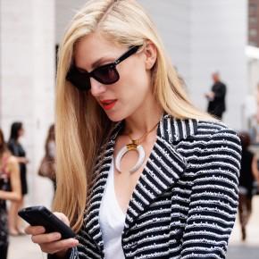 Fashion Week Street Style Joanna Hillman