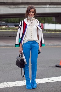 Fashion Week Street Style Miroslava Duma