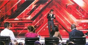 Hamish Bowles X Factor