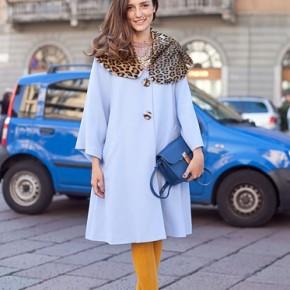 Milan Fashion Week Street Style Eleonaora Carisi
