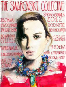 Swarovski Collective Spring Summer 2012