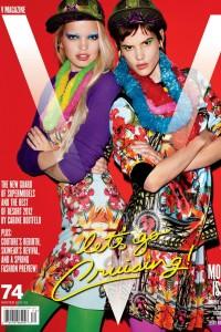 V Magazine Lets Go Cruising