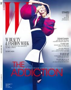 Lindsey Wixson W Korea