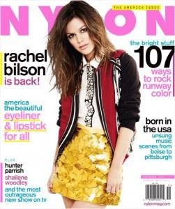 Rachel Bilson Nylon