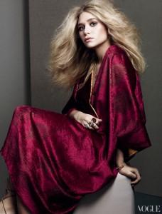 Vogue Ashley Olsen