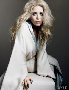 Vogue Mary Kate Olsen
