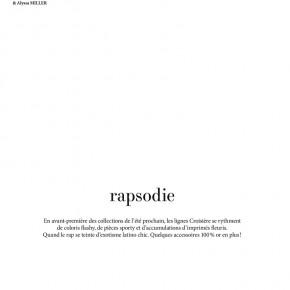 Rapsodie LOfficiel