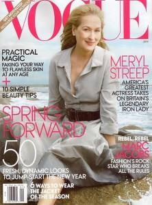 Vogue Meryl Streep