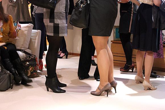 clarks heels ss12