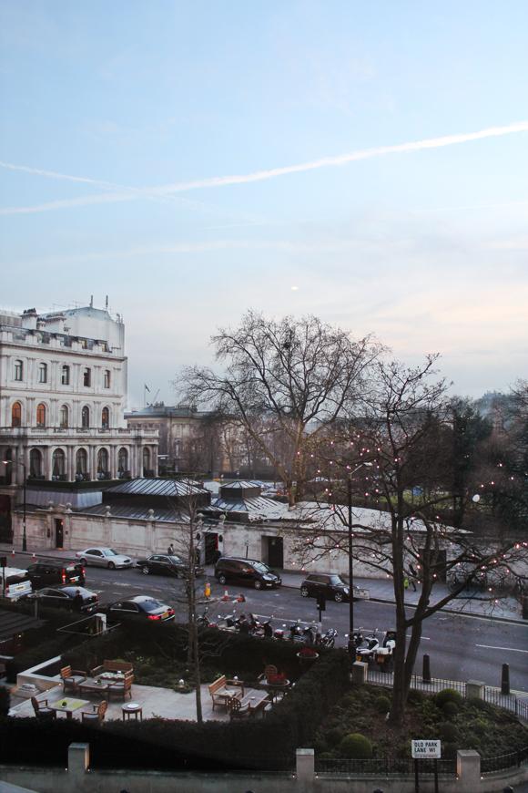 metropolitan london hotel