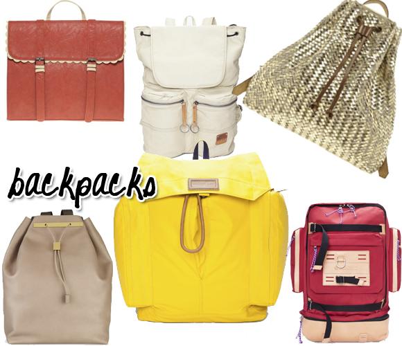 backpacks rucksacks