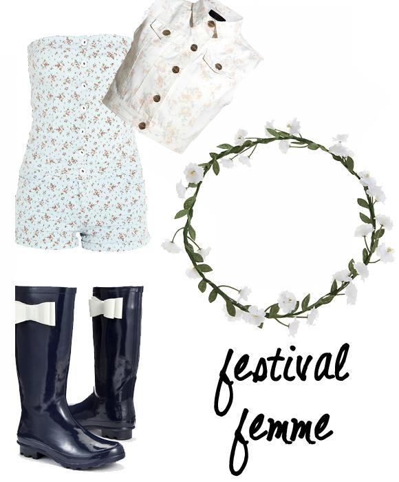 festival feminine