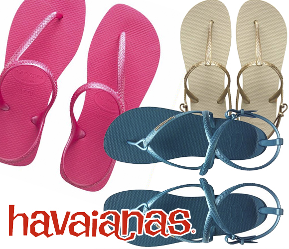 37a807743dc WIN! Havaianas Happy Fashion Sandals - Lela London - Travel