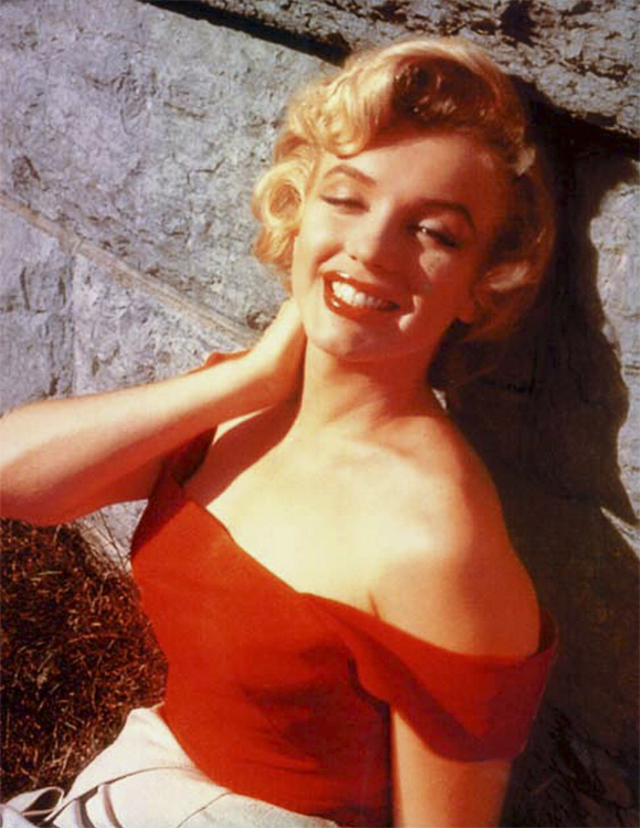 marilyn monroe fashion